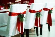 Christmas Table / Set the scene with these beautiful ideas for your Christmas table / by Candles & Favors