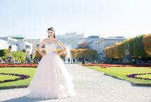 Real Wedding - Herbstliche Prinzessinenhochzeit