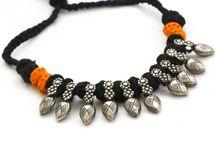 Boho Jewelry by Aristabeads / Boho jewelry, temple necklace, temple jewelry, Vintage necklace, vintage jewelry, tribal jewelry, Seed bead jewerly, Ganesha necklace, Laxmi necklace,  Handmade jewelry, Handmade Necklace, Indian jewelry, South Indian Jewelry, Kundan jewelry, Kundan Necklace
