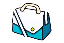 3D Bag Collection / Are you from Australia? Get you 3D bag from pimpos.com.au