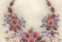 Kirjonta  (embroidery)