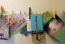 Display items / Ways to display / by Janice Woodard