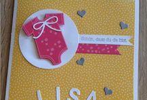 Constanzes-Stempelwelt /  Baby / Baby, Geburt, Geburtsbilder