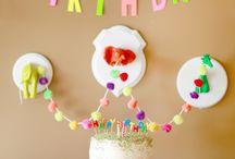 Birthday B! / by Kim Rumsey