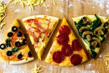 What America Eats: Pizza / by Community Table Recipes