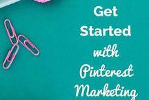 Pinterest marketing / Marketing by Pinterest