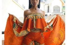 Outfit afrika