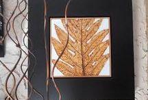 Dekorace z přírodních materiálů