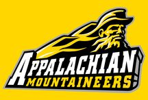 NCAA - Appalachian State Mountaineers Fan Gear / Tailgating gear for Mountaineers Fans and Appalachian State Man Cave ideas
