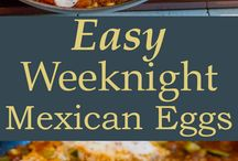 Easy Weeknight Meals that I've made and will make again