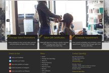 Salon 833-Best Chicago Hair Salons / alon 833 Chicago is a premium full service salon, uniting Chicago's finest  fashion forward team.  The team brings over 15 years of experience to every haircut and color service.