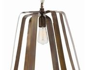 this little light / lighting options for my home / by Sandy Sturdy