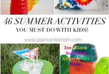 For the Kiddos- Outside Play