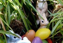 schleich lapins