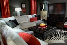 living/family rooms / by gordy