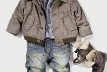 Baby boy style ideas / by Vanessa Farmer