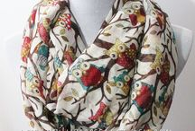 Scarfs / here i have lots of nice scarfs that you will love