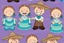 Fiestas patrias México