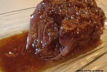 Rôti de bœuf