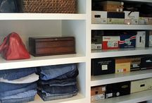 Custom Closets, Pantries & Storage Areas