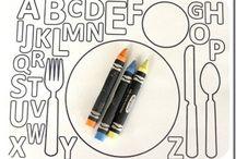 Table Mat Ideas / by Asena Meric