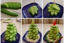 Comidas que enfeitam o Natal