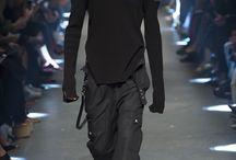 Black mood fashion