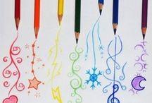 ha szép ceruza akkor szép a rajz