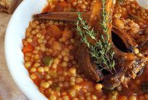 Algerian food