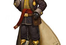 Commissar cosplay / Inspiration and references for cosplay.