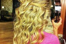 Lindos peinados y colores / Rubia