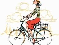 BikeFashion / szafa rowerzystki