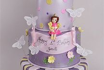 Charlese 1st bday cake ideas