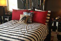 Seth's bedroom