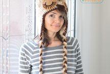 Crochet hat ideas