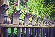 Iron Fences| Metal Fences / La Habra fence shares some pins for Iron and metal fencing.