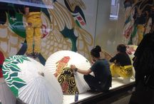 Artists and Art Events in Kyoto