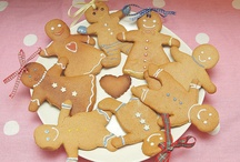 gingerbread goodies / by Norma Wilson