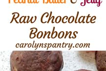 Recipes chocolate sweets, keto, paleo, nocarb, low carb