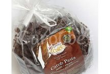 Pasta Italiana de Algarroba