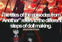 Anime knowlegde