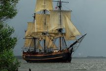 Sailing the mighty Seas