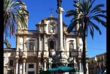 Walking Down Palermo