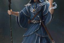 Fantasy - Mages & Warlock