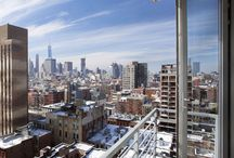 NYC: Lower East Side Boutique Hotels / Explore the LES