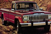 Back in the Jeep Day / Check out Jeep Classics from back in the day!