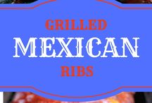Mexican Meals / Discover these south of the border meals to enjoy with the refreshing flavors of Red Gold tomatoes.