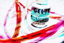 Gel-it Tops, Base and Builders Gel