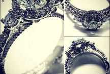 Dream rings / Inteicate ornate yet simple