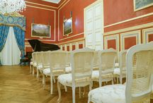 San Anton Palace Music Room / #interior #design #daaahaus